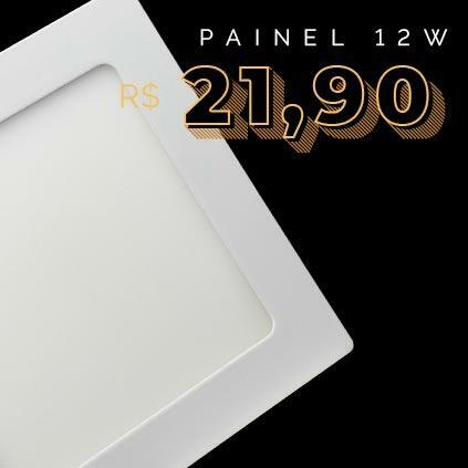 Painel de LED 12W